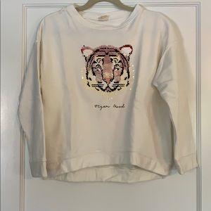 New Zara sweatshirt